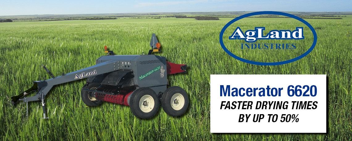 AgLand Macerator 6620 – McIntosh Distribution