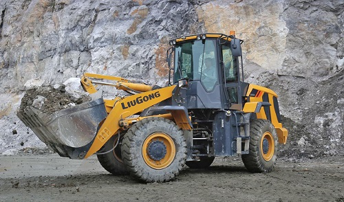 Wheel Loaders 835H Series