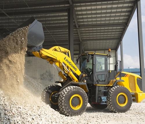 Wheel Loaders 848 H Series