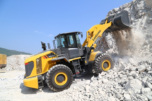 Wheel Loaders 856H Series