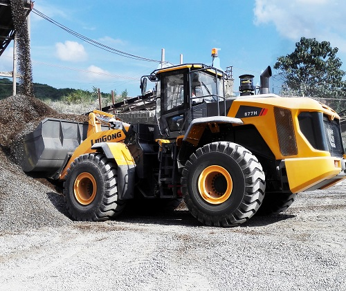 Wheel Loaders - 877 H Series